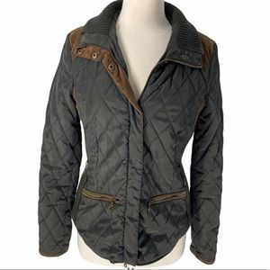 Zara Basic Women's Quilt Jacket